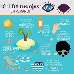 Cuida tus ojos aún más en verano.   MultiOpticas BORJA: Google+