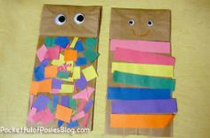 Sunday School Crafts: Joseph & the Coat of Many Colors