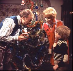 George and Mildred with Tristram