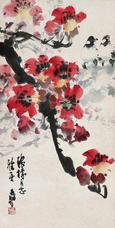 国画 - ГОХУА - Китайская живопись и каллиграфия