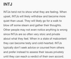 I wouldnt say cold hearted though, just indifferent. Intj Personality, Myers Briggs Personality Types, Typewriter Series, Ernest Hemingway, Intj Humor, Intj Women, Intj And Infj, Entp, Introvert