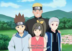 Team 7 Naruto-sensei by Pungpp on DeviantArt Naruto Akatsuki Funny, Comic Naruto, Naruto Cute, Naruto Shippuden Sasuke, Naruto Funny, Naruto And Sasuke, Kakashi Hatake, Naruto Team 7, Naruto Fan Art