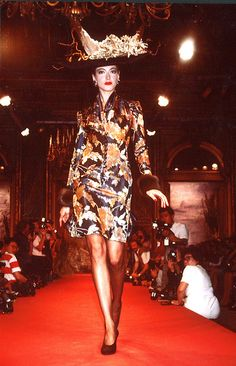 Christian Lacroix Haute Couture Fall-Winter 1987 by Christian_Lacroix, via Flickr