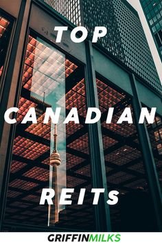The Top Canadian Real Estate Investment Trusts (REITs) in 2020 for passive income and long-term share price growth! REITs to add to your portfolio today! Real Estate Business, Real Estate Investor, Real Estate Marketing, Make More Money, Make Money From Home, Wholesale Real Estate, Investing Apps, Investment Portfolio, Selling Real Estate
