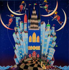 Concerto delle quattro lune http://www.pisacanearte.it/index.php/artisti/m/meloniski-da-villacidro/opere-uniche-meloniski-da-villacidro/meloniski-da-villacidro-concerto-delle-4-lune-tecnica-mista-su-tela-55x55-cm.html