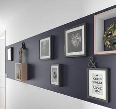 Persönliche Galerie Enthülle die die wir so mögen, persönliches Museum Decoration aménagement intérieur maison Wall Design, House Design, Interior Desing, Room Decor, Wall Decor, Wall Art, Home Staging, Sweet Home, Indoor