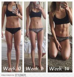 Płaski brzuch w kilka tygodni... Ćwiczenia na płaski br…