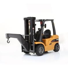 HuiNa Forklift Alloy Metal 8CH RC Truck