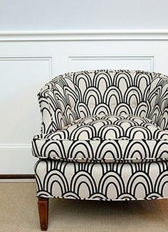 I love love love this chair. It would be great in my bedroom sitting all pretty in the corner of the room.