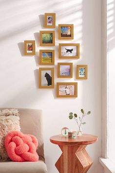 Slide View: 1: Instax + More Picture Frame Set
