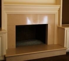 Great Totally Free contemporary Stone Fireplace Suggestions Wonderful Free lime Stone Fireplace Popular Airborne debris and soil could go unknown on the less h Craftsman Fireplace, Simple Fireplace, Fireplace Update, Fake Fireplace, Limestone Fireplace, Victorian Fireplace, Concrete Fireplace, White Fireplace, Fireplace Remodel