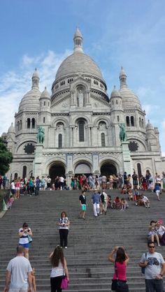 Sacre Coeur Paris, France
