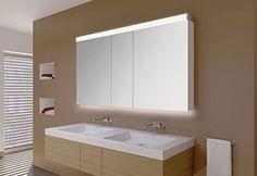 Alto New LED Kosmetik Box, Aluminium, Bathroom Lighting, Mirror, Furniture, Home Decor, Bathroom Mirror Cabinet, Skylight, Spot Lights