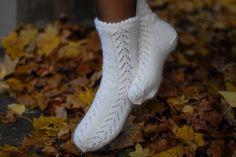 Hand knitted socks - lovely Chistmas gift
