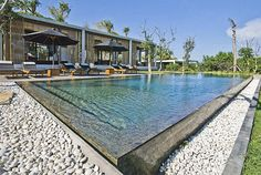 Tantangan Villa in Bali by Word of Mouth Architecture : Fresh Palace