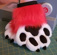 Fursuit Paws, Fursuit Head, Lana, Random Stuff, Cosplay, Suits, Space, Drawings, Foxes
