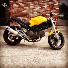 Ducati 600 Monster - TBE Motos Nord - leboncoin.fr