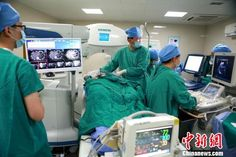 Since the technique of Nanoknife (irreversible electroporation) for cancer treatment has been approved in clinical application, Fuda Cancer Hospital-Guangzhou is proficient in treating more than 40 cases of cancer patients with Nanoknife treatment.