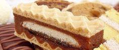 NE PEČE SE: Jaffa štanglice u oblatni! – Torte i kolacici Czech Recipes, Ethnic Recipes, Just Desserts, Dessert Recipes, Condensed Milk Cake, Kolaci I Torte, Croatian Recipes, Cheesecakes, Cake Cookies