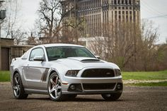 Ford Roush Mustangs   Car types, News, Pictures