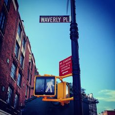 "@jondarren's photo: ""Crossing Waverly #photography #newyork #nyc"""