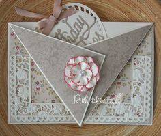 Blog tonic: Pocket front card from RUTH