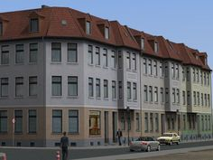 #Altbau-#Eckhäuser (renoviert). Ab #EEP8