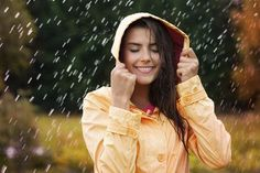 Monsoon is coming so its time to protect your hair in Rainy ‪ Dr Monica Chahar Share some ‪ to ‪ your ‪ in those ‪ Days. Frizzy Hair Remedies, Autumn Rain, Romance, Rainy Season, Raincoats For Women, Happy Women, Cool Names, Monsoon, Beauty Women