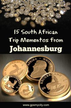 Johannesburg is a showroom for all things South African. Make sure to pick something up to remember your trip long after. This is a list of the local goods and where to find them.