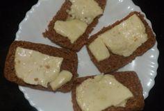 Pão integral (com ou sem ovo) de microondas