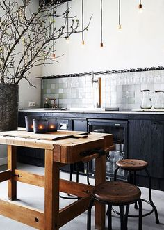 With our Country Kitchen event kicking off today, we've trawled the internet to bring you the most muse-worthy spaces. Taking cues from rustic textures, industrial accents, and traditional tapware, this gallery will help you nail the…