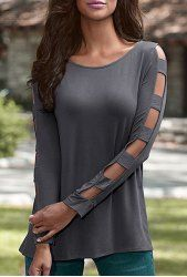 Trendy diy clothes for summer shirts cut outs 21 ideas Diy Clothes Tops, Sewing Clothes Women, Clothes For Women, Fall Shirts, Cut Shirts, Summer Shirts, Latest Fashion For Women, Womens Fashion, Fashion Models