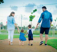 O desafio de criar dois filhos