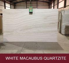 White Macaubus Quartzite Marble Countertops Kitchen, Countertops, Kitchen And Bath Remodeling, Beach House Kitchens, Kitchen Redo, Home Design Decor, Macaubas, White Countertops, New House Plans