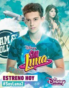 Soy Luna 2 - Poster Oficial do ''Matteo''