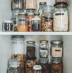 Everyone loves a well organized pantry. 😍 Make sure your pantry has everything you need to be successful wth keto with theketofoodco.co 💪🏼 . . . . #cafe #bircherbar #lismore #thebircherbar #coffee #glutenfree #paleo #organic #muesli #vegan #shoplocal #turmeric #food #goldenlatte #matcha #turmericlatte #deli #goldenmylk #kitchen #beetrootlatte #matchalatte #healthy #goldenmilk #healthyeating #cleaneating #foodporn #organized #declutter #healthyliving #eatinghealthy Pantry Organisation, Kitchen Cabinet Organization, Organization Hacks, Kitchen Storage, Food Storage, Storage Ideas, Organized Pantry, Organization Ideas, Storage Solutions