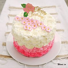 Online Cake And Flowers Delivery Send To Thank Your Mother For Everything