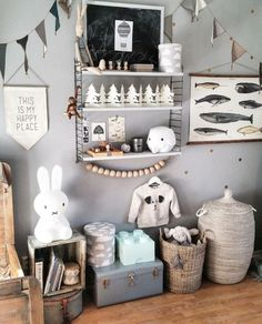 List of inspirations to create a beautiful baby room – Decoration Ideas