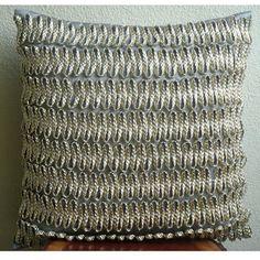 Handmade Silver Throw Pillow Covers, Contemporary Pillow ... https://www.amazon.com/dp/B00D0REP0Q/ref=cm_sw_r_pi_dp_x_SVANybNNC0CPM