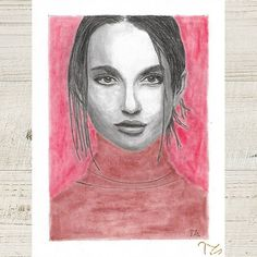#art #myart #drawing #drawings #mydrawing #graphitedrawing #graphiteart #pencil #crayons #colours #instaart #woman #face
