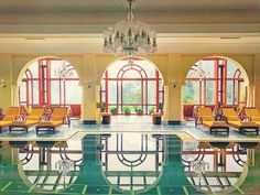 Accidentally Wes Anderson #AccidentalWesAnderson Wildflower Hall | Shimla, India | c. 1876 The Wildflower Hall Hotel is a luxury hotel constructed on the site of the summer residence of Lord Kitchener of Khartoum