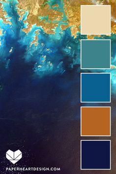 Color Palette: Pantone Color of the Year 2020 Classic Blue Paper Heart Desi Bikini trends 2020 Azul Pantone, Pantone Blue, Pantone Colour Palettes, Pantone 2020, Pantone Color, Ocean Color Palette, Blue Colour Palette, Ocean Colors