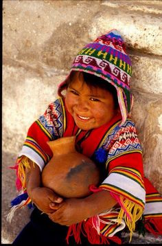 Peru Travel Honeymoon Backpack Backpacking Vacation Wanderlust Budget Off the Beaten Path South America Precious Children, Beautiful Children, Beautiful Babies, Beautiful People, We Are The World, People Around The World, Inka, Peru Travel, Little People