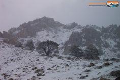 Se acerca el invierno #mountains #winter