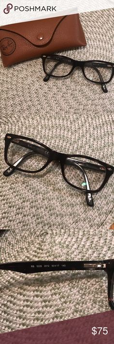 f23d53bc15 Ray Ban Eyeglasses Frames Excellent used condition