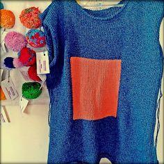 Sunny day, work in progress :•) #handmade #queenzoja #zoja #machine #knitting #kidsfashion #warsaw #warszawa #żoliborz #pixlrexpress