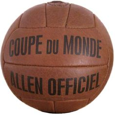 Official World Cup ball of France 1938 Retro Football 94353121ed331