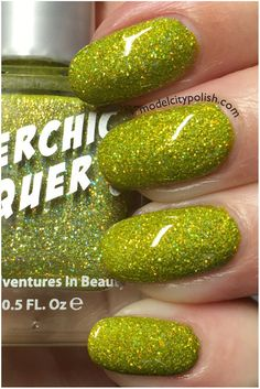 Make It Work by SuperChic Lacquer