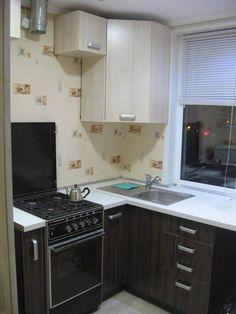 Ремонт кухни 5 кв