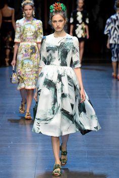 378a81298490 Dolce   Gabbana Spring 2016 Ready-to-Wear Fashion Show